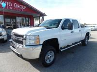 Options:  2013 Chevrolet Silverado 2500Hd Pull Out The
