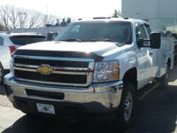 2013 Chevrolet Silverado 2500HD Work Truck160 Amps