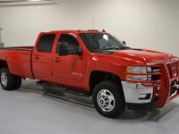 Have a look at this red 2013 Chevrolet Silverado 3500HD