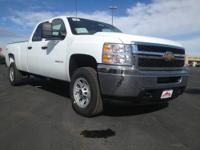 2013 Chevrolet Silverado 3500HD Crew Cab Pickup Work