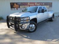 (512) 948-3430 ext.1288 This Chevy Silverado 3500 HD is