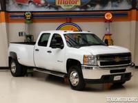 Options:  2013 Chevrolet Silverado 3500Hd Work