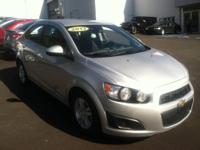 2013 Chevrolet Sonic 4dr Car LT Our Location is: