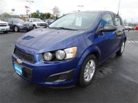 FUEL EFFICIENT 35 MPG Hwy/25 MPG City! LT trim, Blue