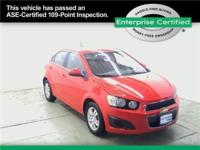 2013 Chevrolet Sonic 4dr Sdn Auto LT. Our Location is:
