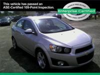 2013 Chevrolet Sonic 4dr Sdn Auto LTZ Our Location is:
