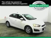 CHEVROLET Sonic Compact, fuel reliable, and leading