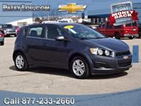 2013 Sonic LT - Clean CARFAX One Owner **Bluetooth