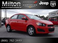 You're going to love the 2013 Chevrolet Sonic!