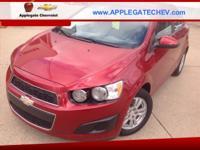 Options:  2013 Chevrolet Sonic Lt|Lt Auto 4Dr
