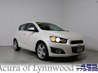2013 Chevrolet Sonic LTZ Get ready to ENJOY! Move