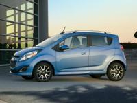Recent Arrival! This 2013 Chevrolet Spark 1LT in Pnk