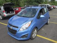 Recent Arrival! 2013 Chevrolet Spark 1LT CARFAX