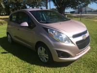 The diminutive 2013 Chevrolet Spark is a solid choice