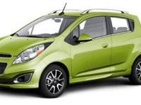 New Arrival! This Chevrolet Spark is Certified