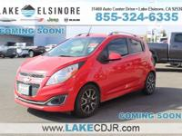 4-Speed Automatic 2013 Chevrolet Spark 2LT FWD ECOTEC