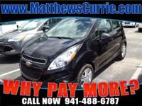 2013 CHEVY SPARK LS MODEL **HATCHBACK **AUTOMATIC