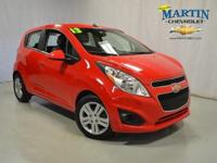 2013 Chevrolet Spark 4dr Car LT Our Location is: Martin