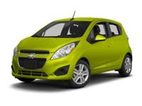 Salsa Red 2013 Chevrolet Spark LS FWD 4-Speed Automatic