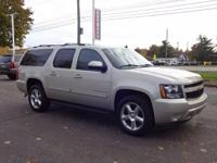 Options:  2013 Chevrolet Suburban 1500 Lt|Silver|Clean
