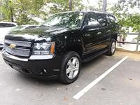 Options:  2013 Chevrolet Suburban 1500 Lt|Black|Recent
