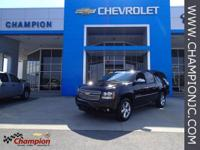 Options:  2013 Chevrolet Suburban 1500