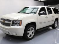 This awesome 2013 Chevrolet Suburban 4x4 comes loaded