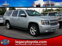 CARFAX One-Owner. Clean CARFAX. LEATHER, Suburban 1500