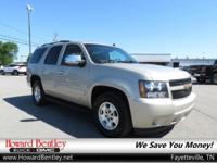 Champagne Silver Metallic 2013 Chevrolet Tahoe LT RWD