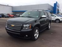 New Price! Black 2013 Chevrolet Tahoe LTZ RWD 6-Speed