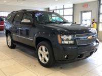 Very Nice. LTZ trim, Blue Ray Metallic exterior and