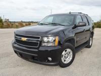 This well maintained Chevrolet Tahoe LT RWD comes