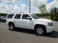 New Arrival This 2013 Chevrolet Tahoe LT will sell fast