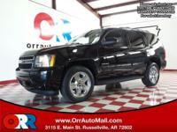 LT trim. Clean. Third Row Seat, Heated Leather Seats,