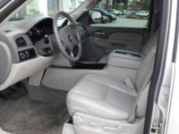 Check out this gently-used 2013 Chevrolet Tahoe we