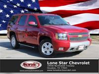 Check out this 2013 Chevrolet Tahoe LT. Its Automatic