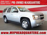 2013 Chevrolet Tahoe LT. Clean condition and very well