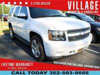 Village Cadillac is pumped up too offer this 2013