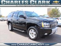 This 2013 Chevrolet Tahoe LT boasts features like a