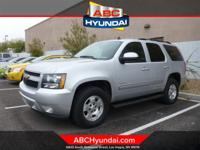 Silver Ice Metallic 2013 Chevrolet Tahoe LT 4WD 6-Speed