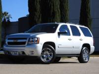 We are excited to offer this 2013 Chevrolet Tahoe. This