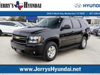 This 2013 Chevrolet Tahoe LT 4WD is offered to you for