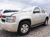 Gold 2013 Chevrolet Tahoe LT 4WD 6-Speed Automatic