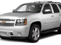 2013 Chevrolet Tahoe LT For