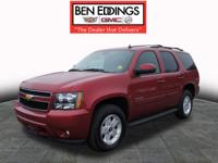 Exterior Color: maroon, Body: SUV, Engine: 5.3L V8 16V
