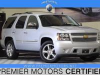 Options:  2013 Chevrolet Tahoe Ltz Silver 5.3L