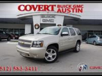 Check out this 2013 Chevrolet Tahoe LTZ sport utility
