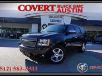 Great 2013 Chevrolet Tahoe LTZ Edition! This SUV has