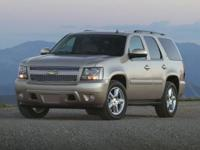 This Chevrolet Tahoe has the LTZ package! Priced Below