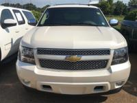 Options:  2013 Chevrolet Tahoe Ltz|White/|V8 5.3L